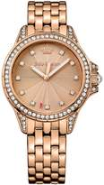 Juicy Couture Rose Gold Charlotte Watch