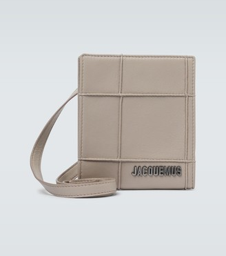 Jacquemus Le Gadjo leather wallet