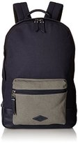 Fossil Estate Fabric Blue Multi Backpack