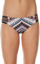 Seafolly Indian Summer Multi Strap Hipster Separate Pant Black