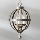 Laurèl Wilburton 3 - Light Unique / Statement Globe Chandelier Foundry Modern Farmhouse