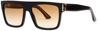 Cutler & Gross 1354 D-frame sunglasses