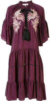 Lug Von Siga Vicky tassel dress