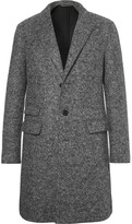 Neil Barrett Slim-Fit Virgin Wool-Blend Bouclé Coat