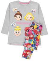 George Emoji Princess Pyjama Set