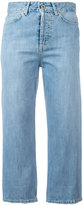 Dondup Shocking cropped jeans - women - Cotton/Polyester - 25