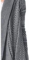 BB Dakota Kali Patterned Cardigan