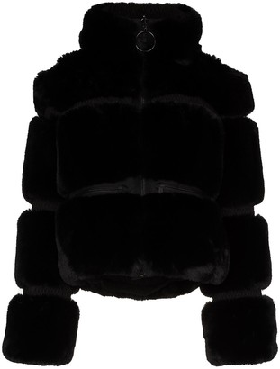 Goldbergh Paradiso faux fur ski jacket