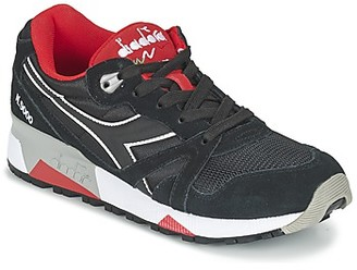 Diadora N9000 NYLON II women's Shoes (Trainers) in Black