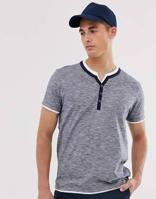 Esprit slim fit organic polo in dark green