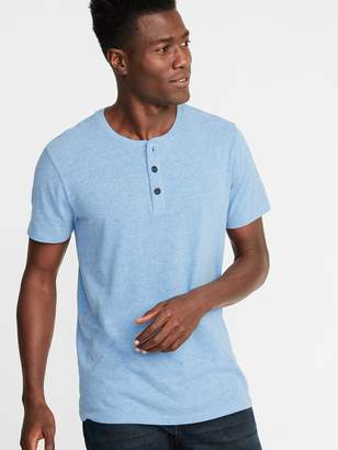 Old Navy Soft-Washed Jersey Henley for Men