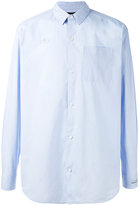 Undercover classic long sleeve shirt - men - Cotton - 2