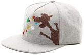 Bioworld Holiday Reindeer Baseball Cap