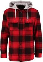 Dc Shoes Runnel Shirt Rio Red