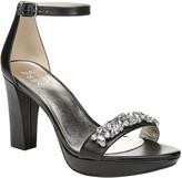Naturalizer Platform Leather Sandals - Cassano