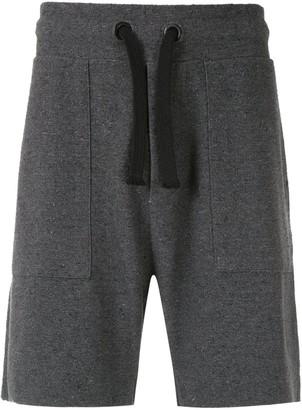 OSKLEN Knee-Length Track Shorts