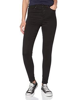 Vero Moda NOS Women's Vmsophia Hw Skinny Jeans Soft Vi110 Noos Black