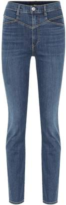 3x1 W3 Jesse high-rise jeans