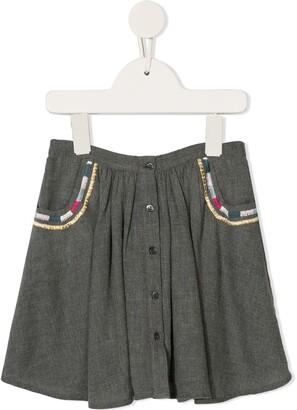 Velveteen Chrissy skirt