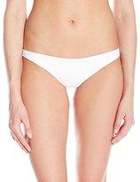 Sofia by Vix Women's White Anne Bikini Bottom