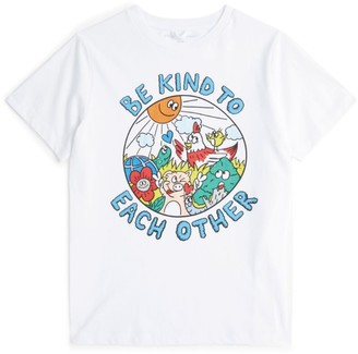 Stella McCartney Be Kind To Each Other T-Shirt