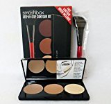 Smashbox Step By Step Contour Kit with Light/Medium Brush