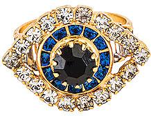 Elizabeth Cole Pax Ring