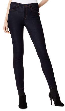 Karen Millen Skinny Jeans in Dark Denim