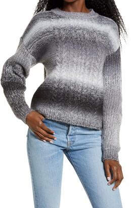 Ten Sixty Sherman Space Dye Stripe Sweater