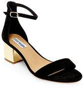 Steve Madden Irenee Ankle-Strap Suede Sandals