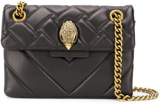 Kurt Geiger London quilted cross body bag
