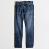 J.Crew Factory Bleecker jean in medium wash