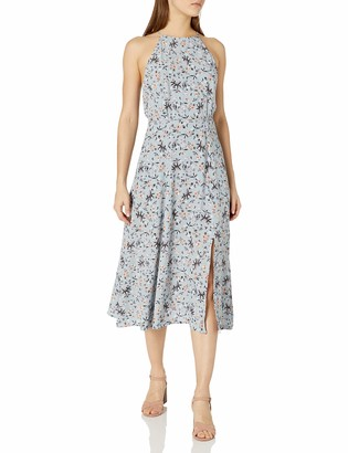 ASTR the Label Women's Pascal Floral Print Midi Dress