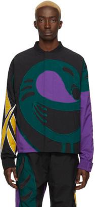 Reebok by Pyer Moss Black Collection 3 Sankofa Bomber Jacket