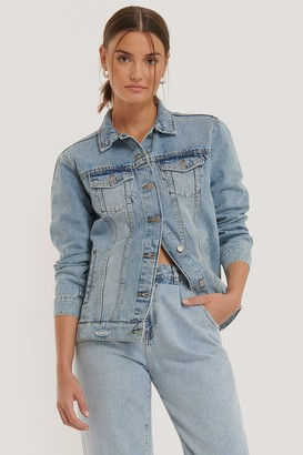 Dr. Denim River Trucker Jacket