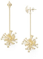 Kendra Scott Tricia Front-Back Earrings