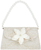 Monsoon Lacey Flower Mini Bag