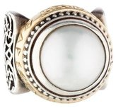 Konstantino Mabé Pearl Cocktail Ring