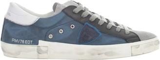 Philippe Model Prsx Low Top Sneakers