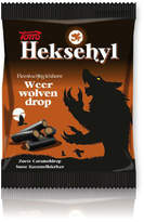 Toms Heksehyl Werewolf Sweet Caramel Licorice by 300g Licorice Bits)