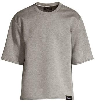 3.1 Phillip Lim Short Sleeve Sweatshirt