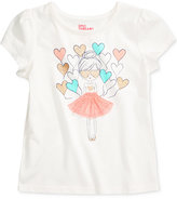 Epic Threads Mix and Match Graphic-Print T-Shirt, Toddler & Little Girls (2T-6X), Only at Macy's