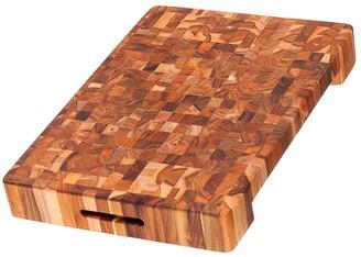 Teak Haus End Grain Teak Chopping Board 51 x 35 x 6.5cm