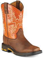 Ariat Kids' WorkHogTM Wide Square Toe