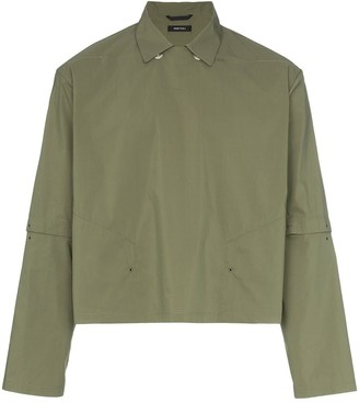 Nulabel Detachable Sleeve Lightweight Jacket