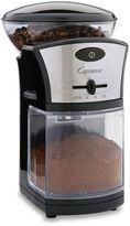 Capresso Disk Coffee Burr Grinder