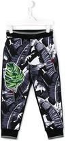 Dolce & Gabbana 'Banana Leaf' track pants