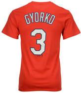 Majestic Men's Jedd Gyorko St. Louis Cardinals Official Player T-Shirt