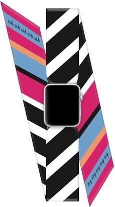 Wristpop Atomic Pink 42mm/44mm Apple Watch Scarf Watch Band