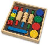 Melissa & Doug Clay Play Arts & Crafts Kit